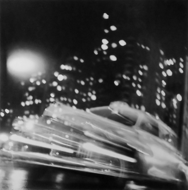 Ted Croner, 'Taxi, New York, Night', Etherton Gallery