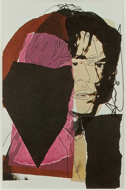 , 'Mick Jagger,' , Belgravia Gallery