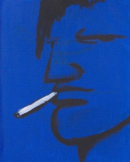 , 'Blue Buy,' 2006, AbExArt