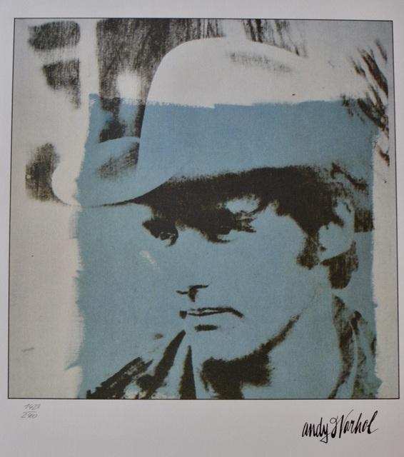 Andy Warhol, 'Dennis Hopper', ca. 1980, ByNewArt