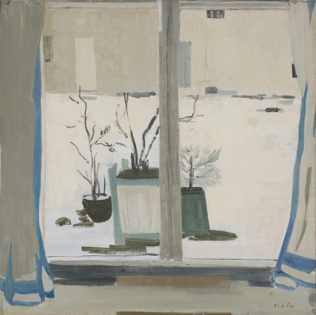 Janice Biala, 'Snow in the Countryland', 1976, Tibor de Nagy