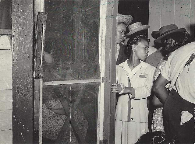 Rosalie Gwathmey, 'Beer Garden', 1946, Elizabeth Houston Gallery