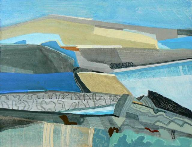 , 'To Zennor,' , Mall Galleries