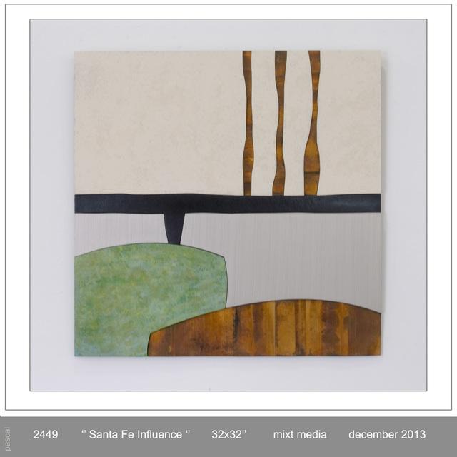 , 'SANTA FE INFLUENCE,' 2013, GF Contemporary