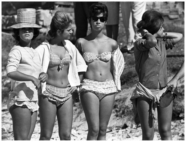 , 'Bikinis,' 1960, ABACT Photo Collection