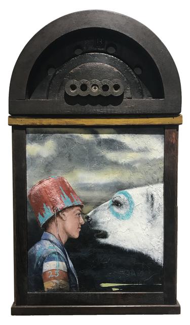 , 'Tag B,' 2017, Patricia Rovzar Gallery