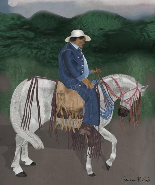 , 'Dancing Horse -- San Juan del Sur, Nicaragua,' 2015, Fountain House Gallery