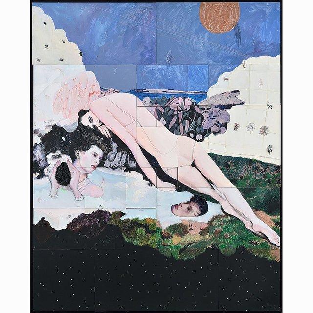 , 'Casse-tête II,' 2015, Galerie C.O.A
