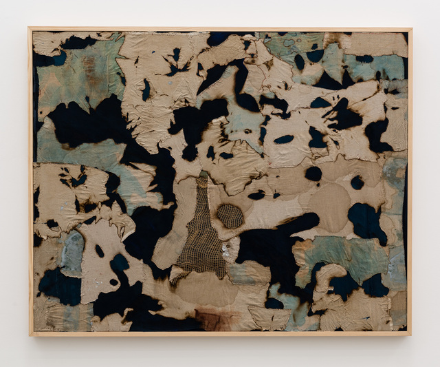 , 'Cartography #3,' 2015-2016, Anat Ebgi
