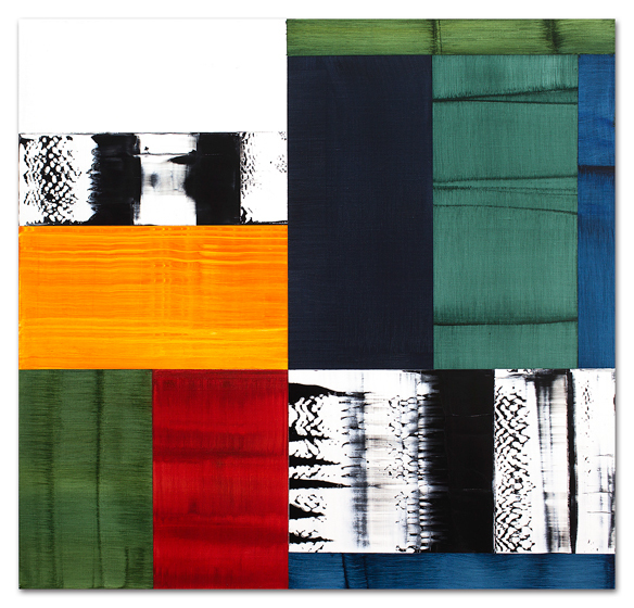 , 'Bhutan Abstraction G4,' 2014, Sundaram Tagore Gallery