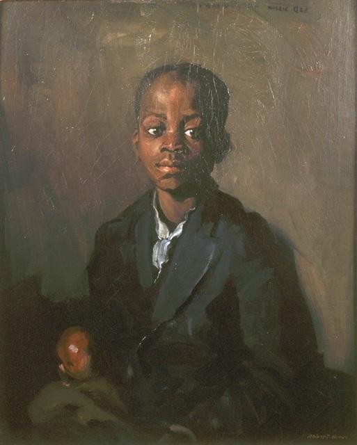 Robert Henri, 'Portrait of Willie Gee', 1925, Newark Museum