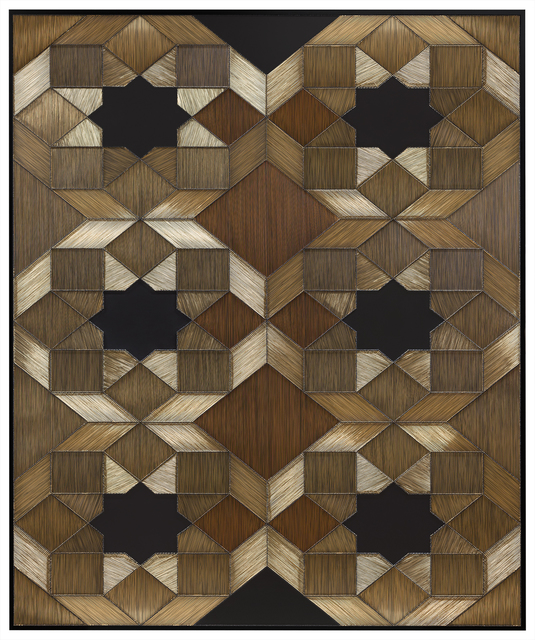 , 'Copper Pieces,' 2017, Pi Artworks Istanbul/London