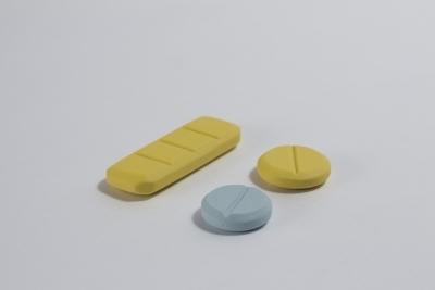 , 'Pills,' 2018, Nathalie Karg Gallery