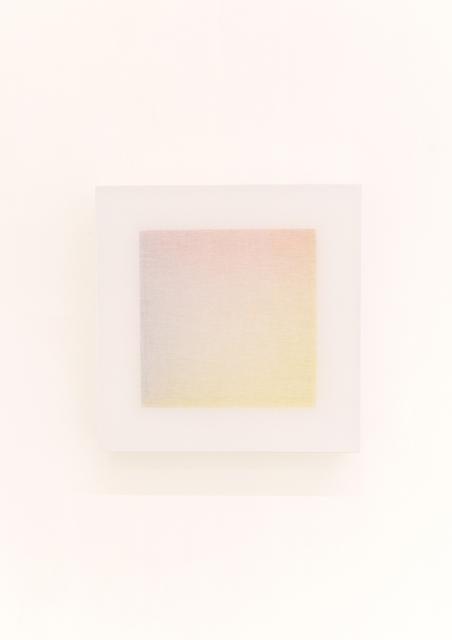 , 'Untitled (Inbetween 3 Rectangles and 3 Colours),' 2017, Galerie Kandlhofer