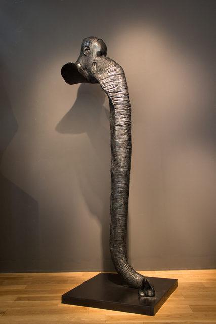 Jean-Michel Pradel-Fraysse, 'Self-Portrait 4', 2004, Galerie Bayart