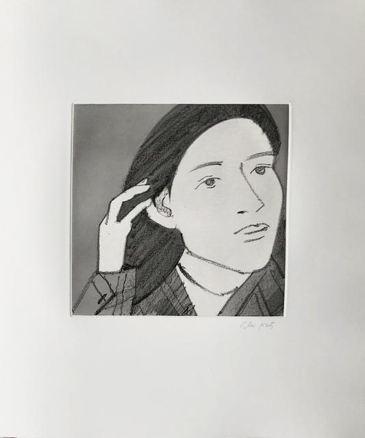 Alex Katz, 'untitled from 'Light as Air'', 1987, Stubbs Fine Art
