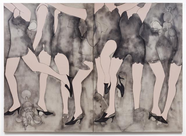 Jim Dine, 'Moving Girls & Dreams', 1965, Ben Brown Fine Arts