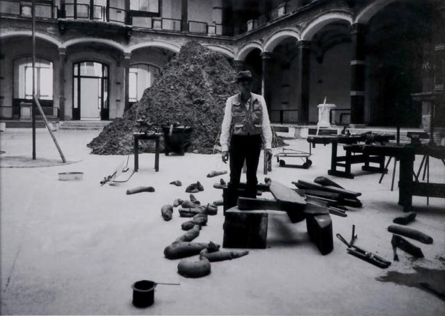 , 'Joseph  Beuys ,' 2014, GALERÍA ETHRA