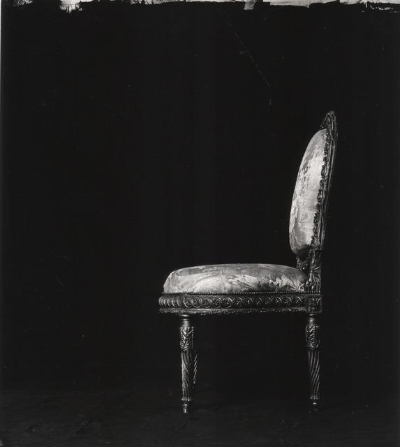 , 'Madame DuBarry's Chair,' 1984, Bernarducci Gallery