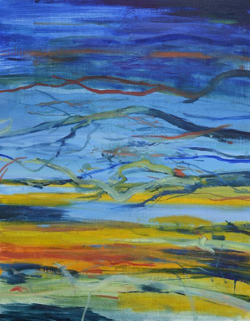 Calum McClure, 'Tangled Oak Study, Bosham', 2019, Candida Stevens Gallery