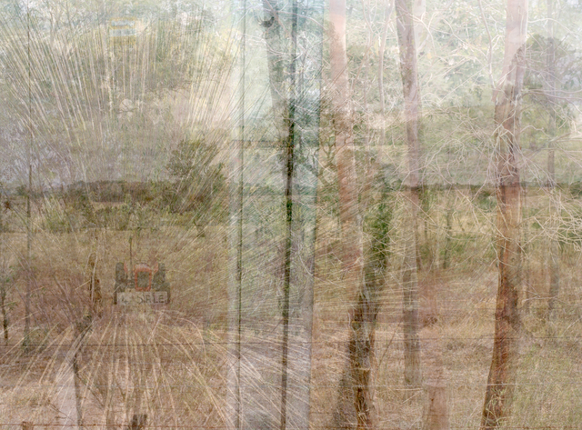 Odette England, 'Crash Markers, #1', 2005-2008, KLOMPCHING GALLERY