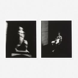 Victor Skrebneski, 'Untitled (two works),' 1991, Wright: Prints + Multiples (January 2017)
