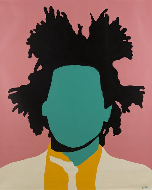 Coco Davez, 'Jean-Michel ', 2019, Maddox Gallery