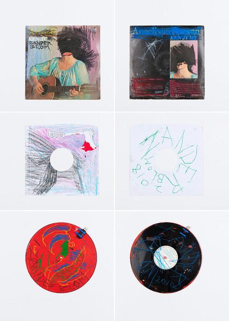 , 'Album 4,' 2018, Bad Paper