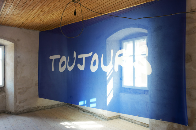 , 'Toujours,' 2016, Cultural Avenue