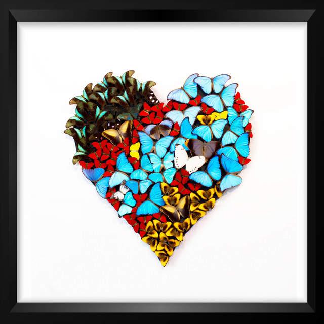 , 'Heart (2),' 2017, Eden Fine Art