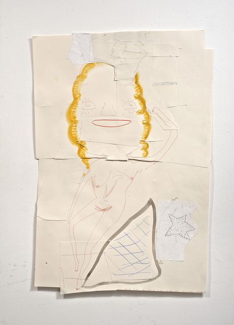 , 'Eve on a Mountain with Hat,' 2012, Willas Contemporary