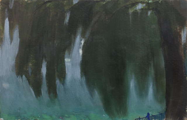 , 'Beihai Willow,' 1976, Boers-Li Gallery