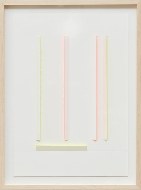 , 'Structure II N°5,' 2016, Hverfisgallerí