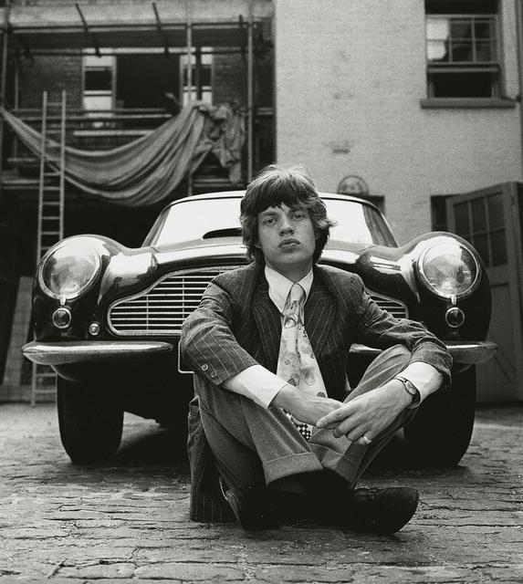, 'Mick & Aston, London,' 1966, Holden Luntz Gallery