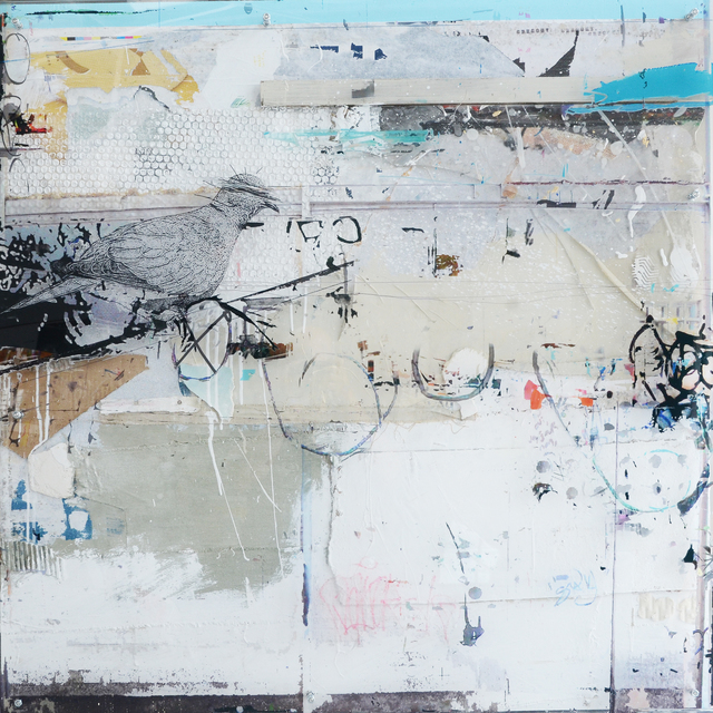 , 'Tourterelle Blue,' 2016, Kahn Gallery