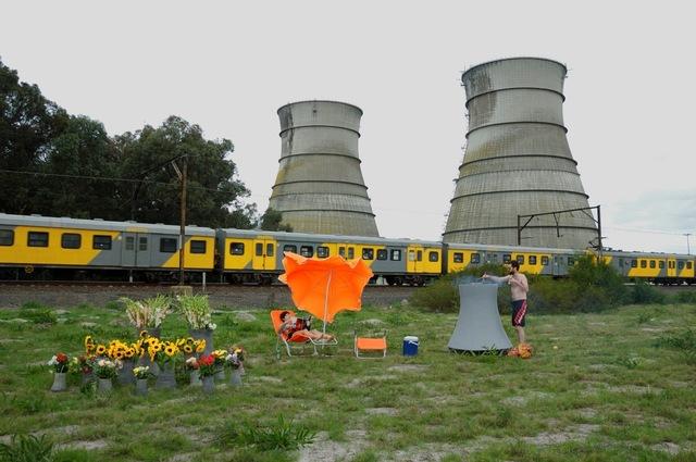 , 'Nuclear Barbacue, Cape Town,' 2008, Galeria Filomena Soares