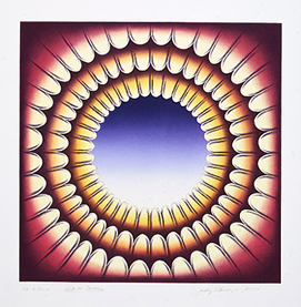 Judy Chicago, 'Into the Darkness', 2008, Turner Carroll Gallery
