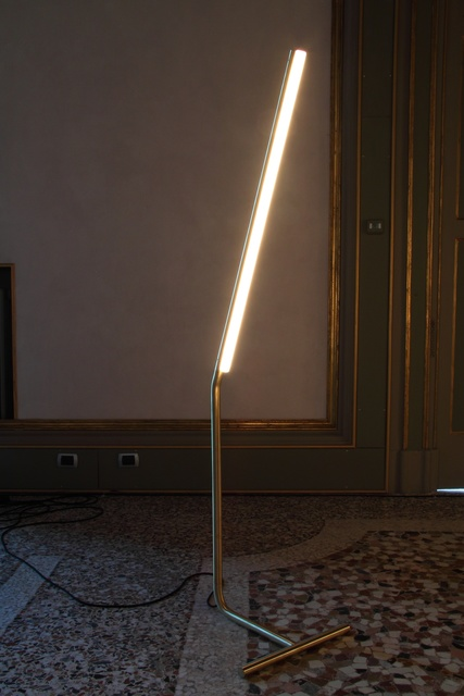 , 'Lit Lines, Floor Light 3,' 2011, Nilufar Gallery
