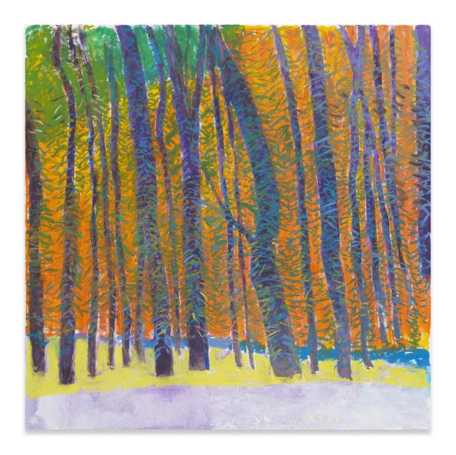 Wolf Kahn, 'Serenade', 2019, Miles McEnery Gallery