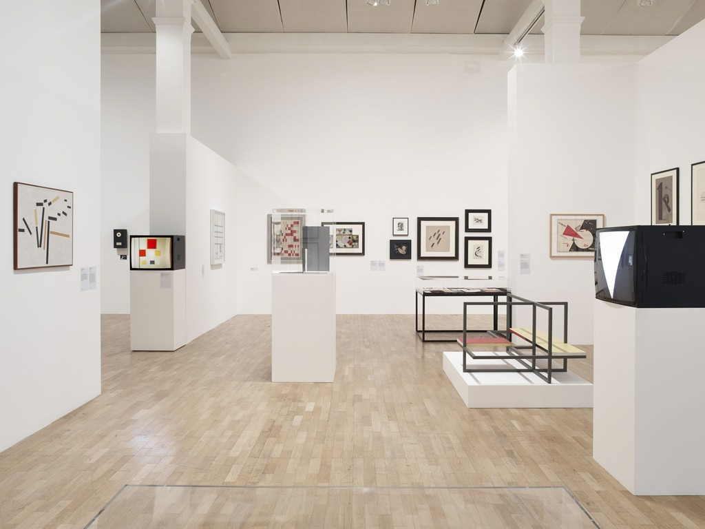 Adventures of the Black Square, Gallery 1, Installation View 2.  Photo Stephen White