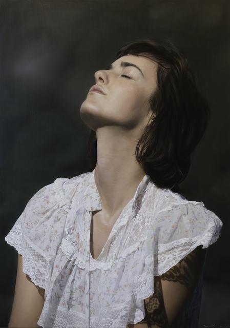 , 'Untitled; Olya,' 2017, Galerie Dukan