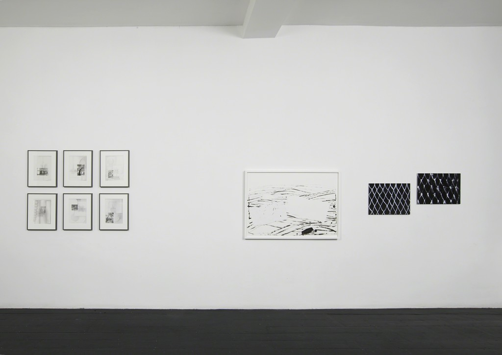 Installation shot: Layered Narratives