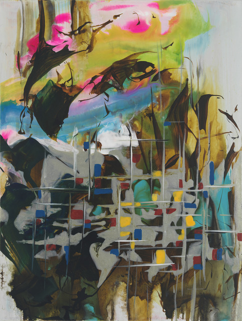 , 'Primary Reason,' 2016, Linda Warren Projects