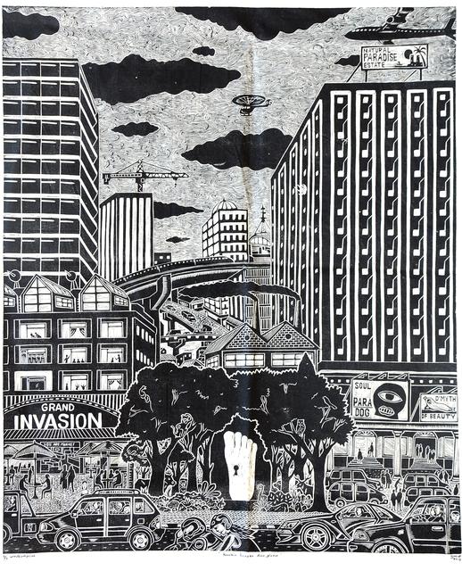 , 'Knocking Heaven Doors,' 2013, Tomio Koyama Gallery