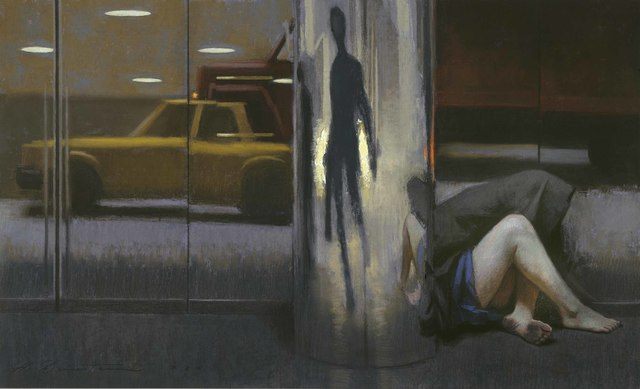 , 'Homeless,' 1986, Gerald Peters Gallery