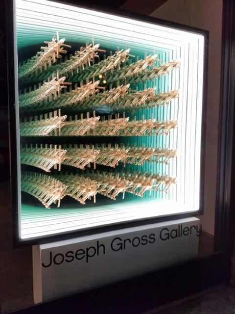 , 'Helicopter,' 2016, Joseph Gross Gallery