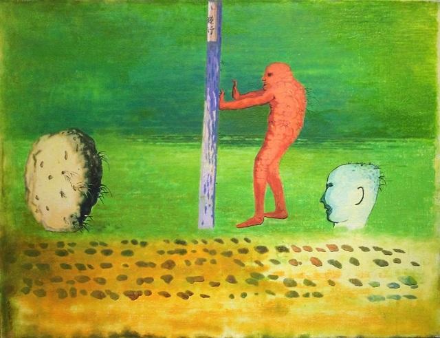 , 'Persistence,' 2014, Powen Gallery