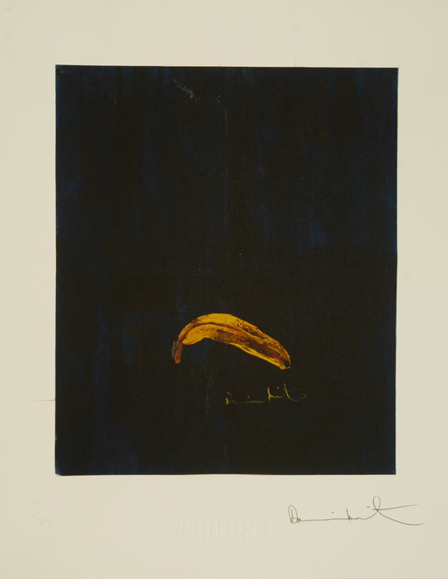 Damien Hirst, 'Turps Banana', 2011, C&C Gallery
