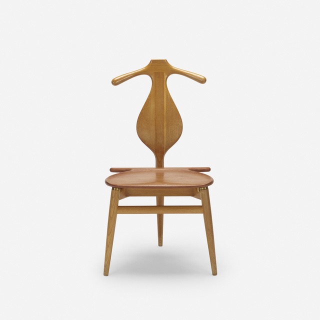 Hans Jørgensen Wegner, 'Valet chair', 1953, Wright