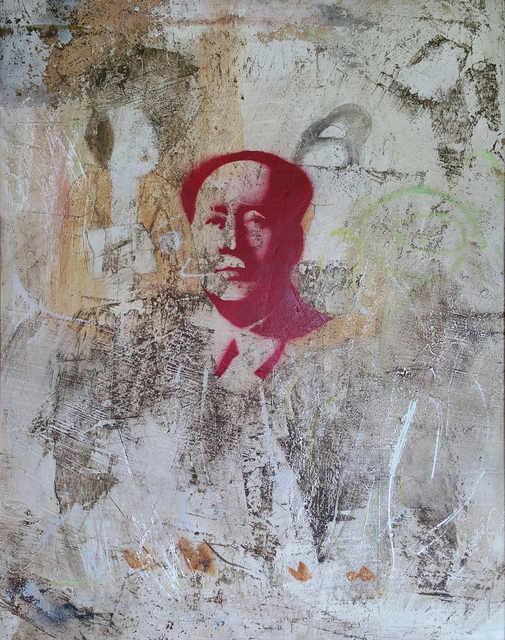 , 'Mao ,' 1992-1993, Pékin Fine Arts